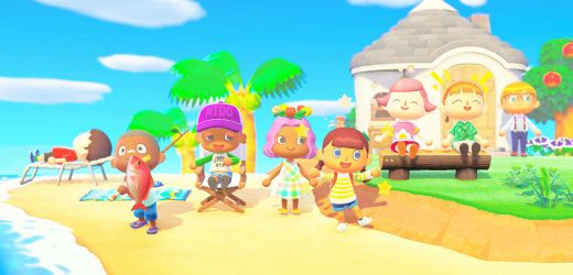 Animal Crossing: New Horizons Adds A Tool Wheel And Other Much-Needed Improvements