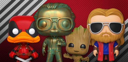 Best Marvel Funko Pops: Baby Groot, Deadpool The Duck, Casual Thor, And More