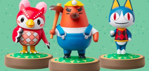 Animal Crossing Amiibo Are Dirt Cheap At GameStop
