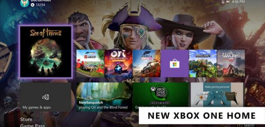 Xbox One Dashboard Update Rolling Out To All Users