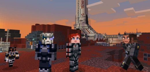Mass Effect Comes To Minecraft, Here's Everything In The Pack