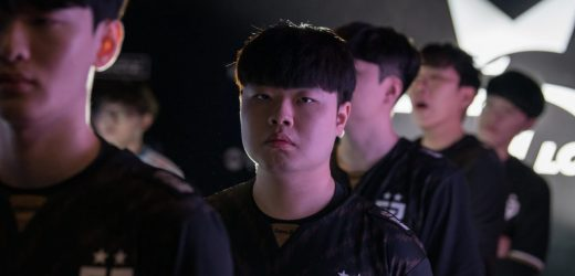 Gen.G secure top spot in LCK with win over DragonX