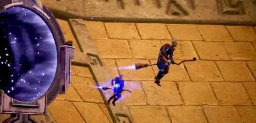 Unofficial Quidditch game Broomstick League hits Steam next month