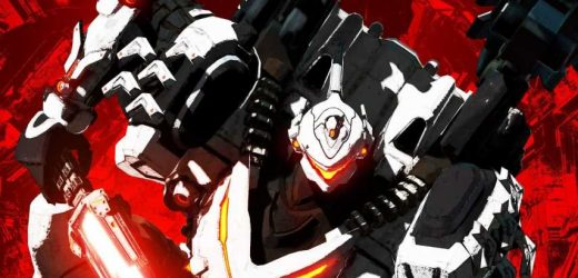 Daemon X Machina Is Coming To PC Soon