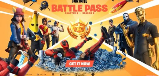 Fortnite Season 2 Battle Pass to include Deadpool and his own challenges