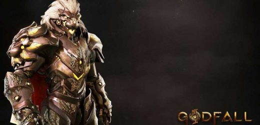 New PS5 Godfall Images Show Off All Three Playable Characters