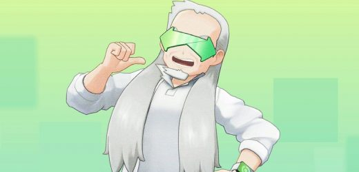 Twitter Reacts To Pokémon Home's New Professor Oak Design