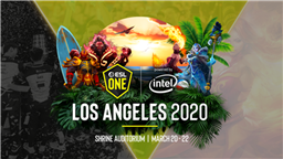 All teams that qualified for ESL One Los Angeles Dota 2 Major