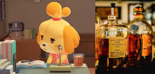 Is Isabelle a Day Drinker?