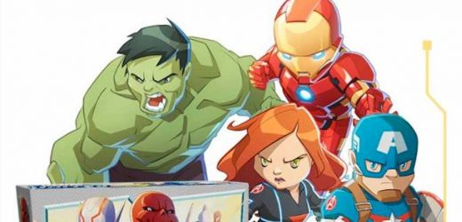 Marvel United Adds Single-Player As It Continues To Smash Kickstarter Goals