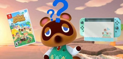 Animal Crossing: New Horizons – Does The Limited Edition Switch Come With The Game?
