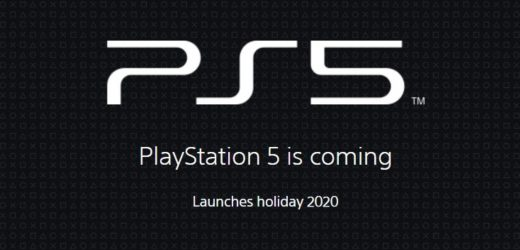 The PlayStation 5 Website Is Now Live