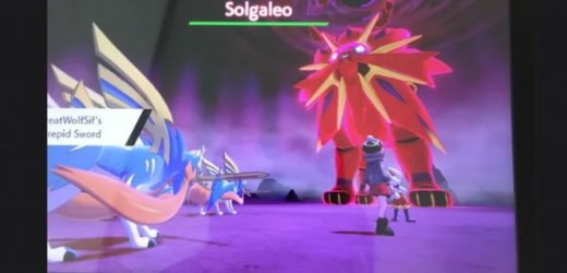 Pokémon Sword & Shield Players Are Receiving Unobtainable Pokémon In Their Games