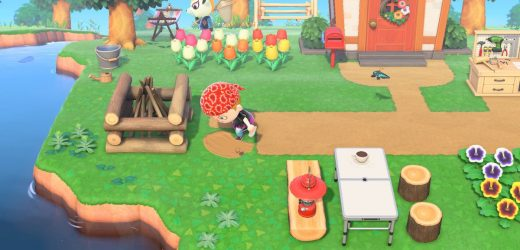 Animal Crossing: New Horizons will let you terraform your island