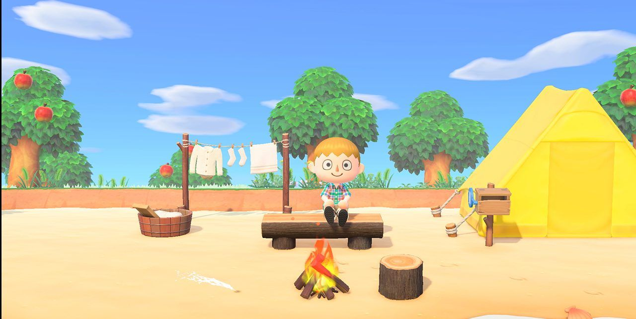 Animal Crossing: New Horizons Nintendo Direct Revealed Several Big Features