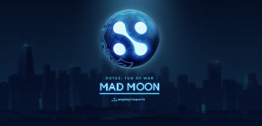 WePlay! Dota 2 Tug of War: Mad Moon results and standings