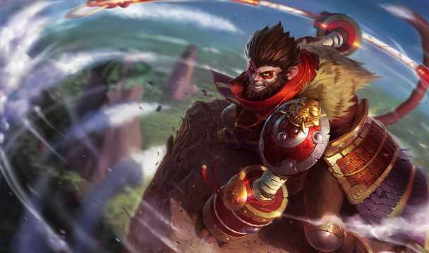 Riot shifting Wukong's power from mid lane to top and jungle before hitting live servers