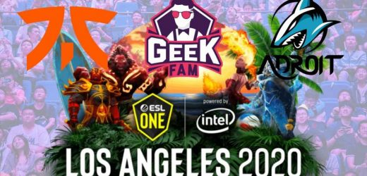Team Adroit makes it to ESL One Los Angeles Major despite internet issues