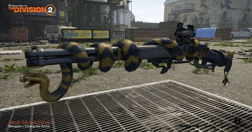 The Division 2: How To Unlock The Diamondback Exotic Rifle