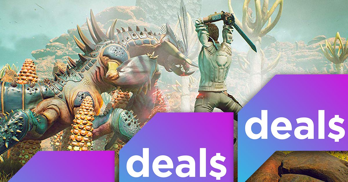 Discounts on The Outer Worlds, Cowboy Bebop, and PS4 Pro lead Presidents Day Weekend deals