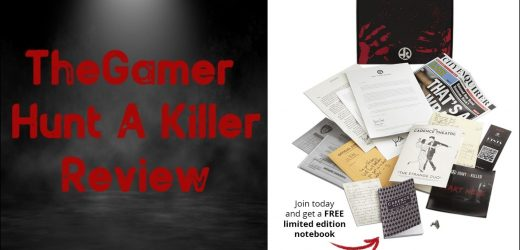 Hunt A Killer Review: Hand-Crafted Home Escape Room