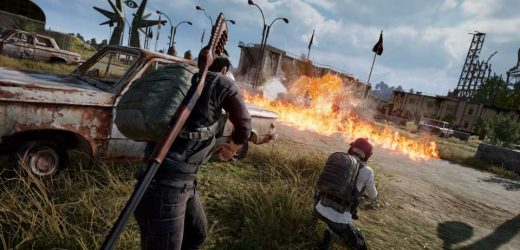 PUBG's 6.2 update now live on PC