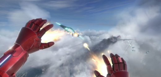 Iron Man VR Delayed To May
