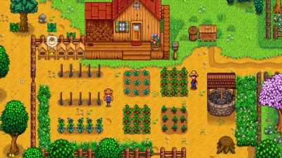 Stardew Valley Spinoff Games Are In Development