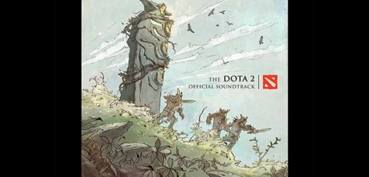 The official Dota 2 soundtrack is now available on Steam