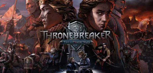 Thronebreaker: The Witcher Tales Switch Review: OK, I Love Gwent Now. Are You Happy?