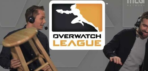 Uber and Mr. X confirmed to return for Overwatch League's 2020 season