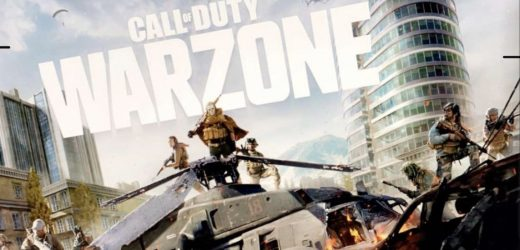 Modern Warfare battle royale supposedly named Call of Duty: Warzone