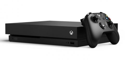 This 1TB Xbox One X Star Wars bundle with two controllers is just $350