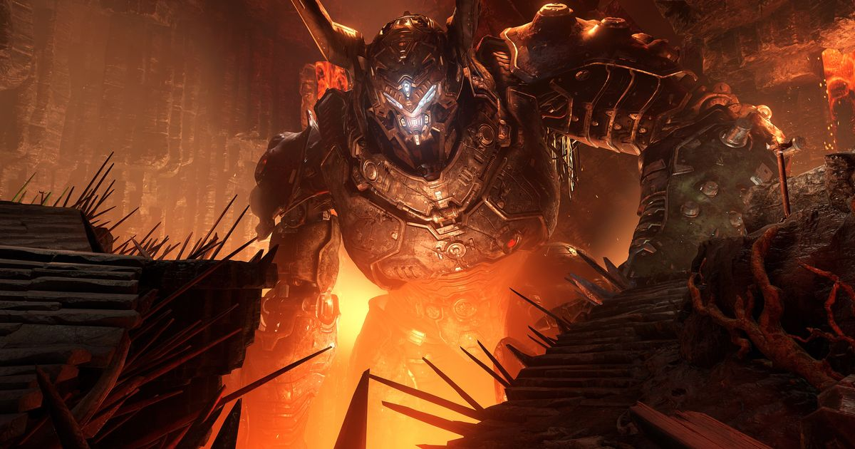 DOOM Eternal: How long does it takes to beat? How many levels are in the game?