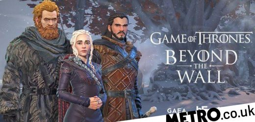 Game Of Thrones: Beyond The Wall free game out now on iPhone