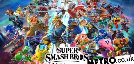 Super Smash Bros. Ultimate DLC fighters delayed by coronavirus