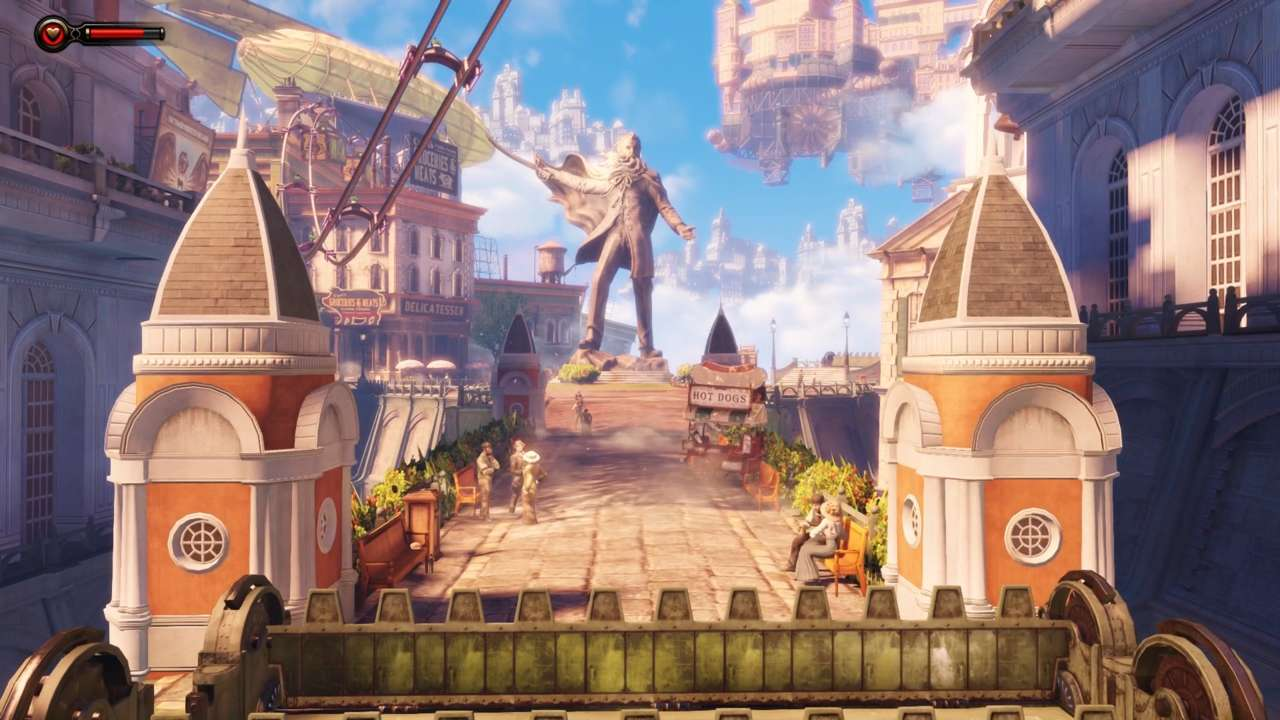 BioShock, Borderlands, And XCOM Are All Coming To Nintendo Switch