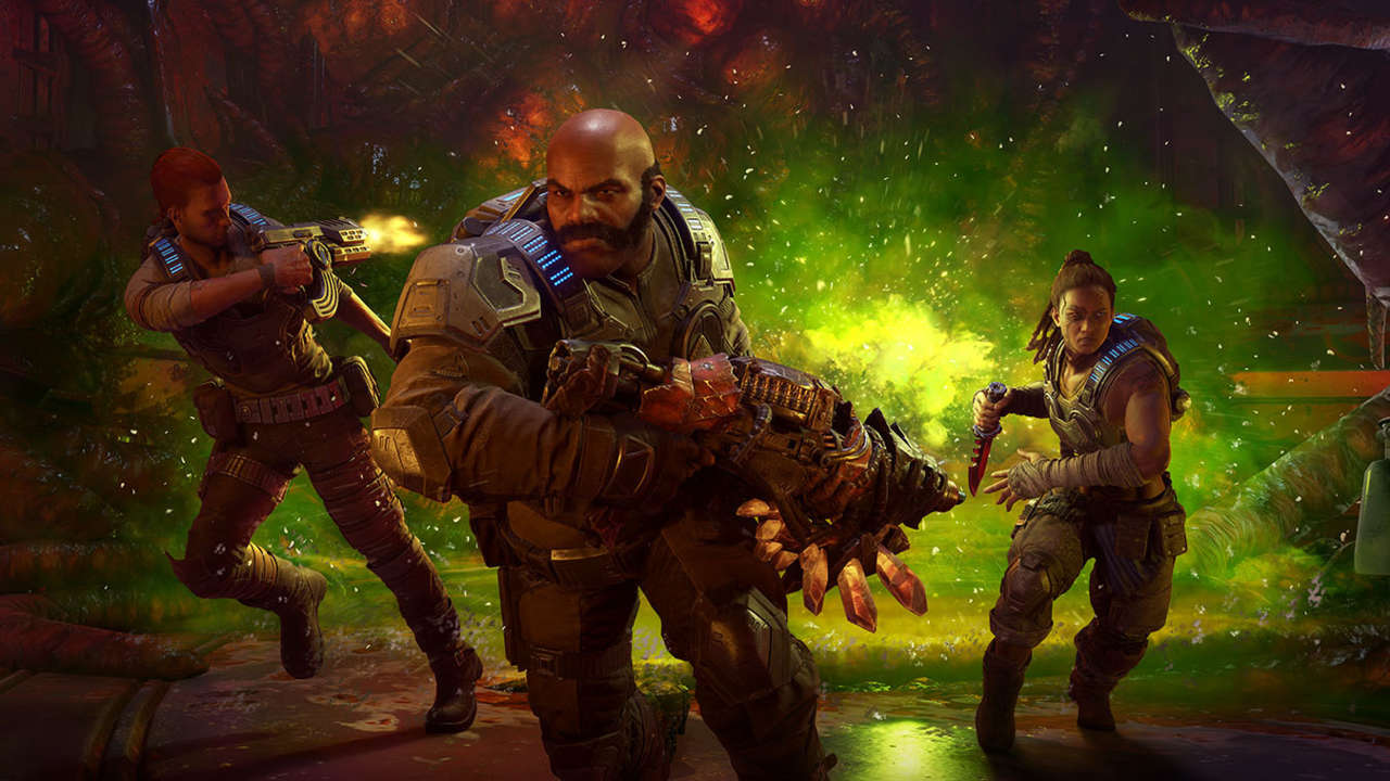 "Gears 5 Multiplayer Director Leaves Due To ""Personal Issues"""