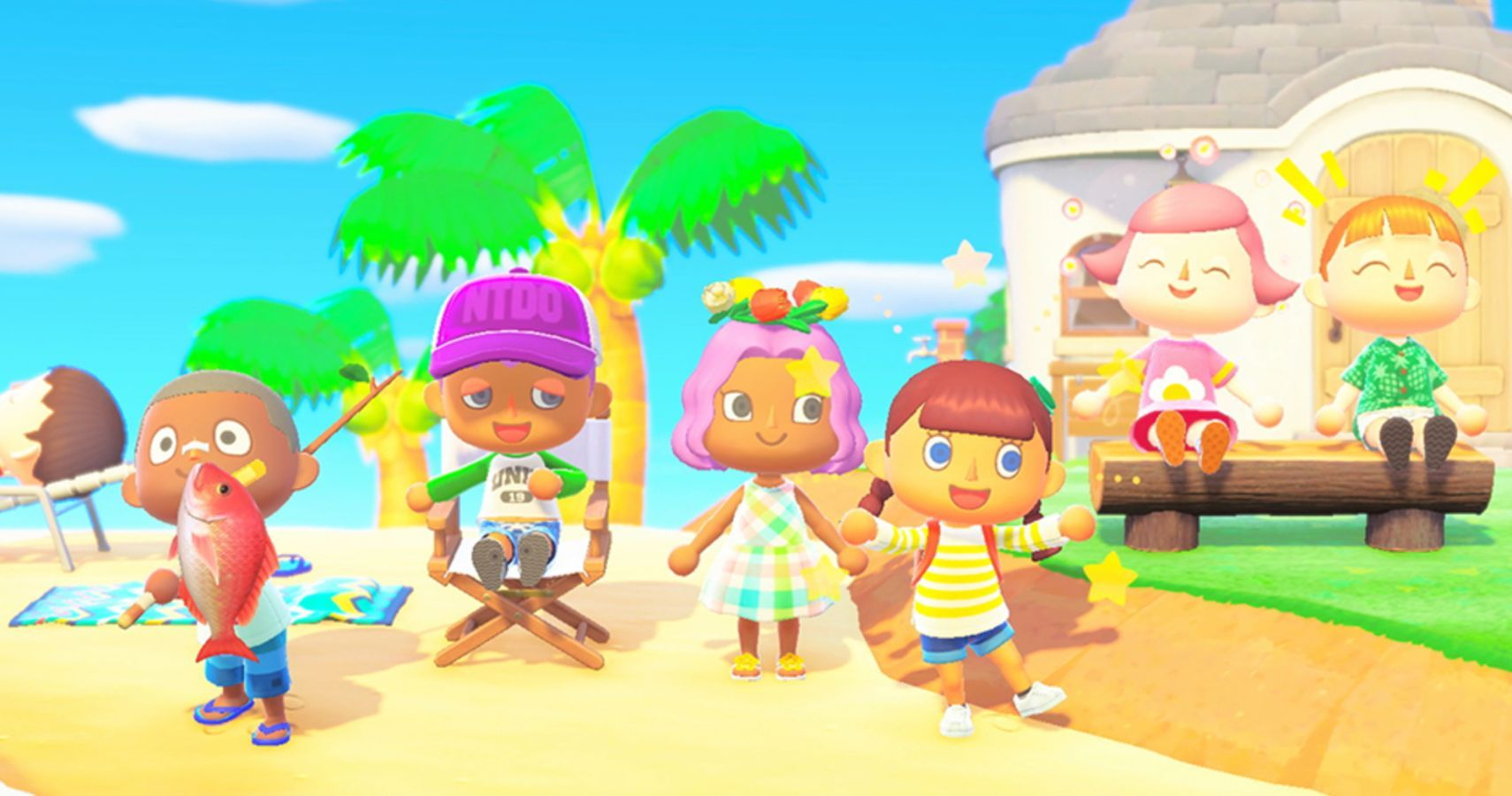Animal Crossing: New Horizons – Everything You Need To Know About Multiplayer