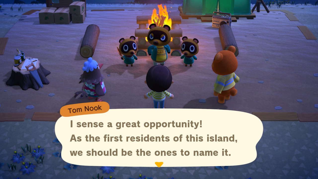 Animal Crossing: New Horizons Island Names Have A Strict Character Limit