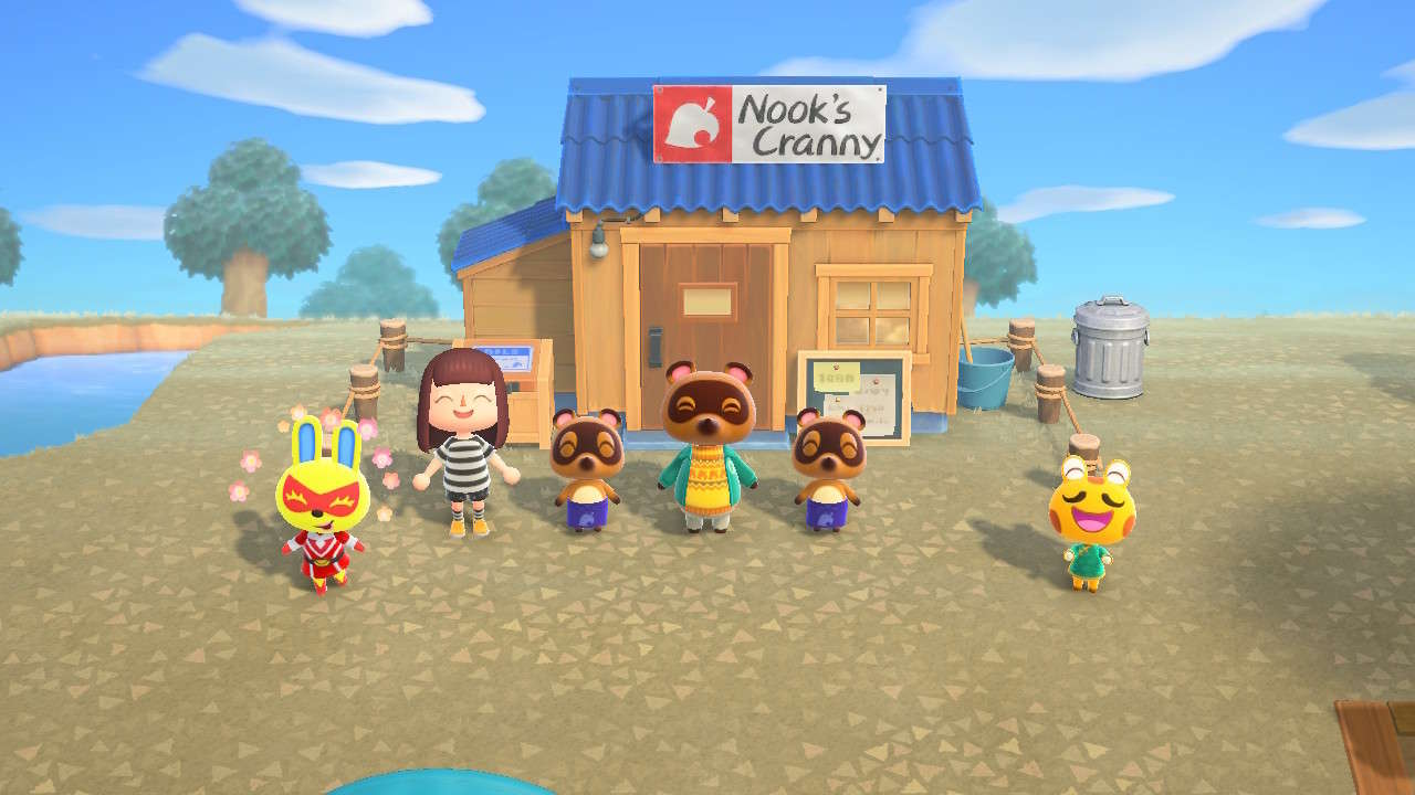 Animal Crossing: New Horizons Nook's Cranny Building Unlock Guide — How To Build The General Store