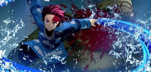PS4's Demon Slayer Game Gets New Trailer