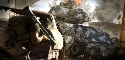 Call of Duty: Modern Warfare's New Map Is Here [Update]