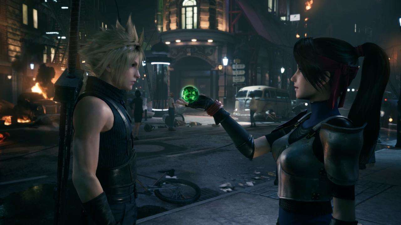"Final Fantasy 7 Dialogue Was Reworked To Sound More ""Natural"""