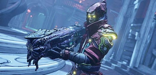 Borderlands 3 Level Cap Increase Coming With New Love, Guns, And Tentacles DLC