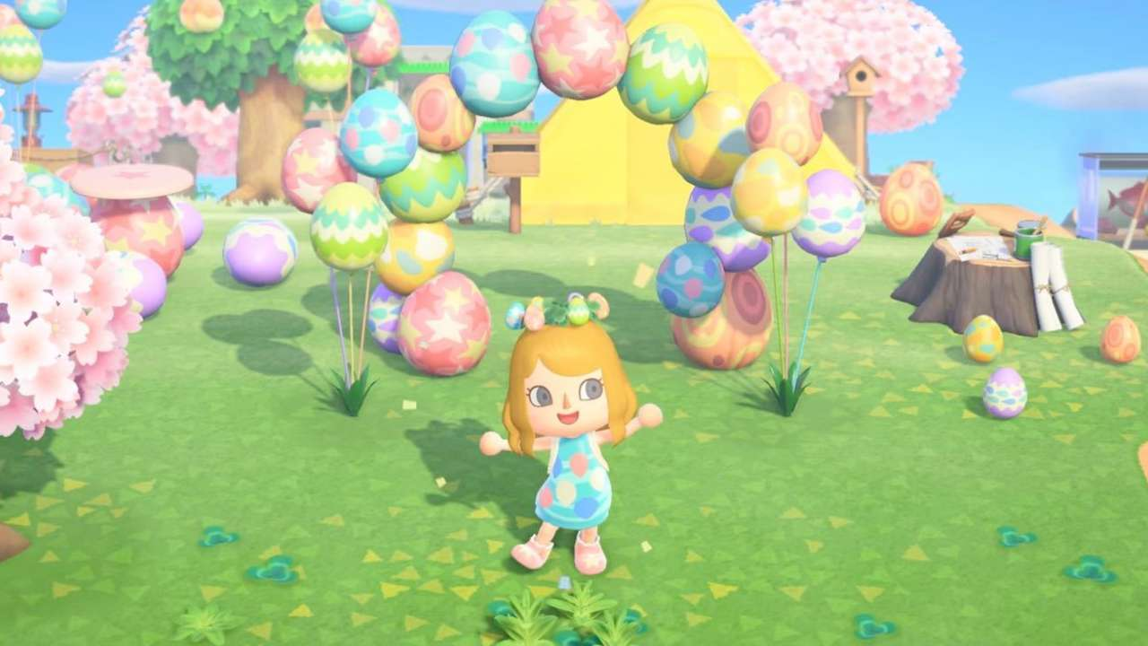Animal Crossing: New Horizons' April Events And Update Detailed