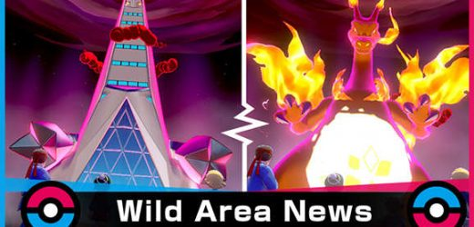 New Pokemon Sword & Shield Event Now Live, Features Gigantamax Charizard And More