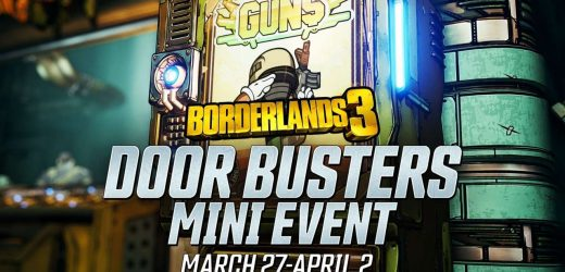Borderlands 3 New Limited-Time Event Makes It Easier Than Ever To Grab Legendary Loot