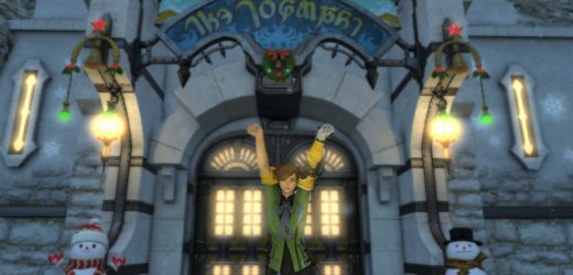 Final Fantasy 14 Won't Evict You During The Coronavirus Outbreak