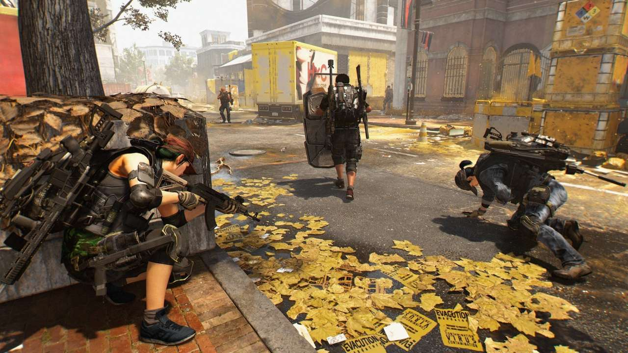 The Division 2 Releases A New Rogue Agent For Warlords Of New York Season One